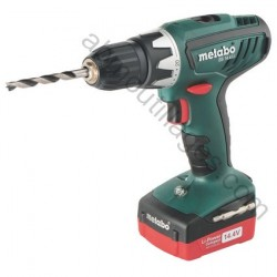 Metabo Perceuse visseuse BS 14.4 Li