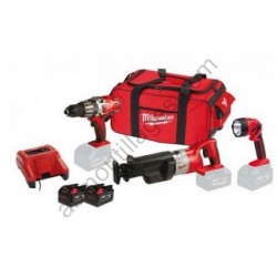 Milwaukee pack 3 machines M28 Pack D