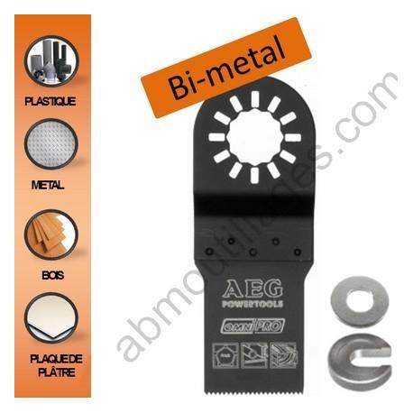 AEG Lame plongeante bi-métal universelle