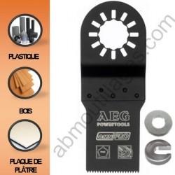 AEG Lame plongeante Bois, placo-plâtre, plastique 28mm universelle