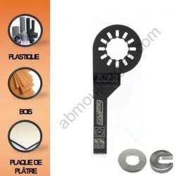 AEG Lame plongeante Bois, placo-plâtre, plastique 9mm universelle