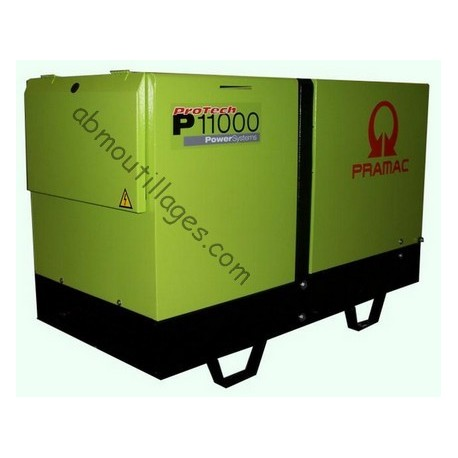 PRAMAC groupes électrogènes P11000
