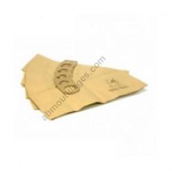 Sac à poussière tissu/humide pour AP250ECP et AS250ECP