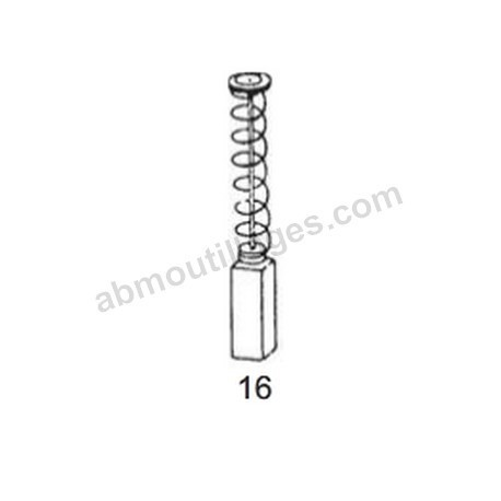 Charbons 0332 pour perceuse AEG