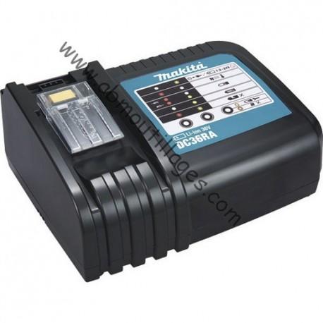 Chargeur rapide Makstar Li-Ion 36 V / 2,6 Ah - DC36RA