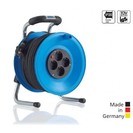 HEDI Enrouleur Primus plastique avec cable en PVC