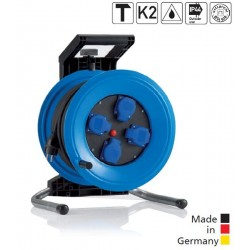 HEDI Enrouleur Professional Plus 320 avec cable en néoprène 1.5 Schuko