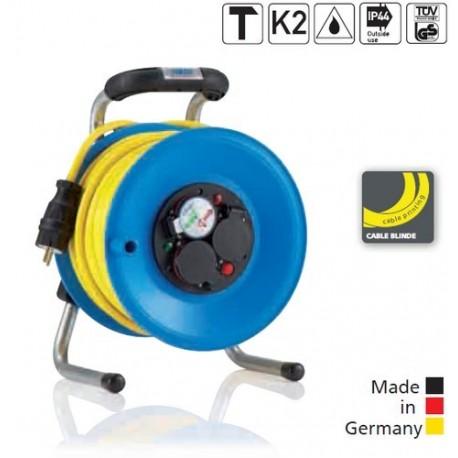 HEDI Enrouleur PRIMUS avec câble blindé 1.5