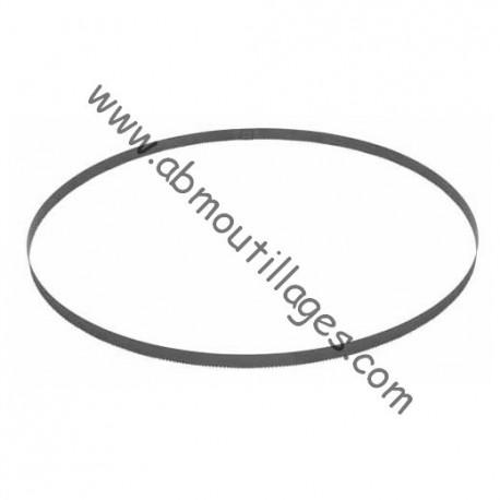 lame de scie à ruban longueur 890 mm