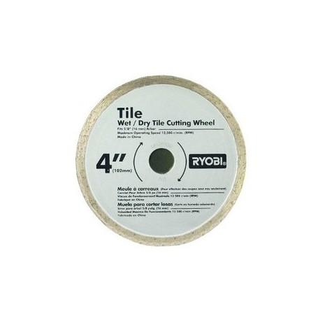 Ryobi disque de coupe pour scie LTS180M