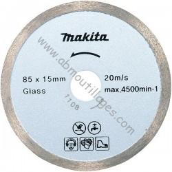 Makita disque diamant pour scie cc300dwe