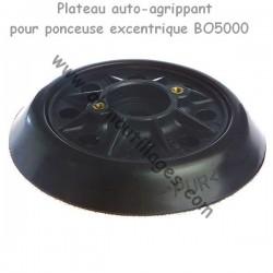 Makita plateau velcro pour ponceuse excentrique BO5000