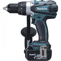 MAKITA perceuse / visseuse sans fil BDF458RFJ 18 V Li-Ion 3 Ah Ø 13 mm