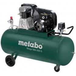Metabo compresseur Mega 580-200 D