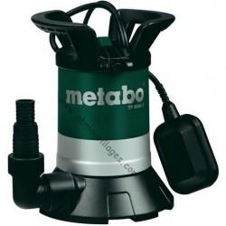 Metabo pompe immergées eaux claires TP8000S