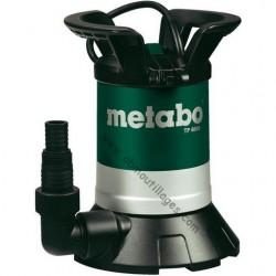 Metabo pompe immergées eaux claires TP6600