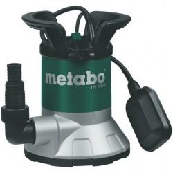 Metabo pompe immergée à aspiration plate pour eau claire TPF7000F