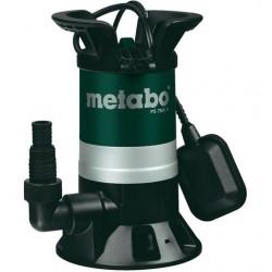 Metabo pompe immergée pour eau chargée PS7500S