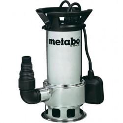 Metabo pompe immergée pour eau chargée PS18000SN
