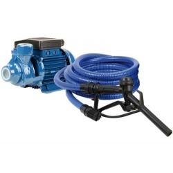 Pompe périphérique pour le transfert de fuel ou gasoil