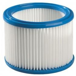 Filtre à plis pour aspirateur ASA 25L PC et ASA 30L PC inox