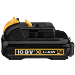 Batterie DEWALT DCB123 10,8V / 1,5Ah Li-Ion gamme XR
