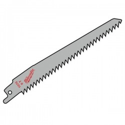 Lame de scie sabre pour bois et plastiques 150 mm