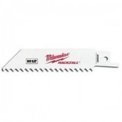Milwaukee lame de scie sabre batterie pour bois 100 mm