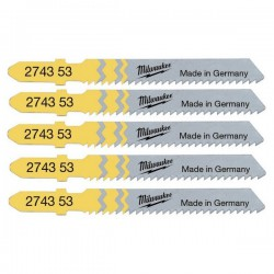 Milwaukee lame de scie sauteuse pour coupe universelle 50 mm