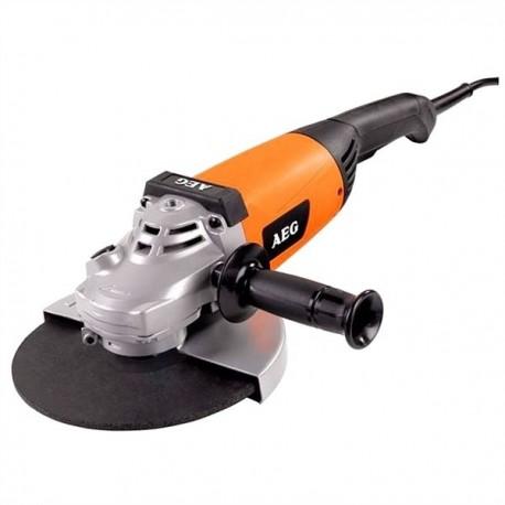 AEG meuleuse 230 mm WS 21-230 DMS 2100W