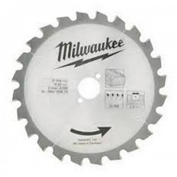 Milwaukee Lame de scie Ø 216 mm 24 dents