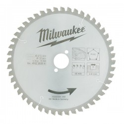 Milwaukee Lame de scie Ø 216 mm 48 dents