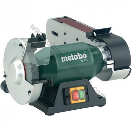 Metabo Touret à meuler 500 Watts BS 175