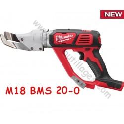 Milwaukee cisaille compacte M18 BMS20-0