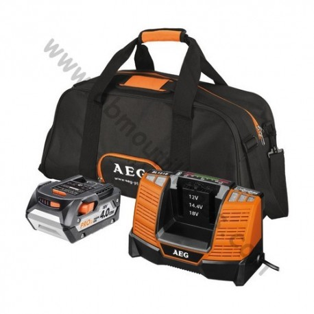AEG SET L1840BL