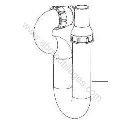 Flexible pour aspirateur Milwaukee M28VC
