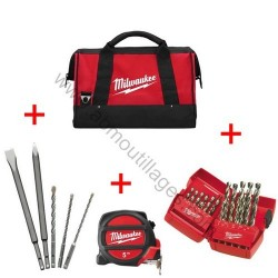 Milwaukee Pack d'outils