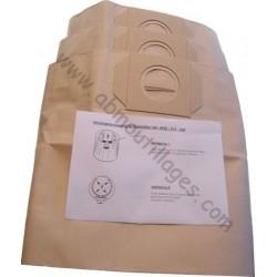 AEG sac en papier pour aspirateur NT1500A