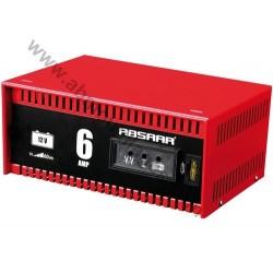 Chargeur de batterie 12 volt 6 ampères
