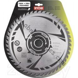 Ryobi lame de scie circulaire carbure 254mm
