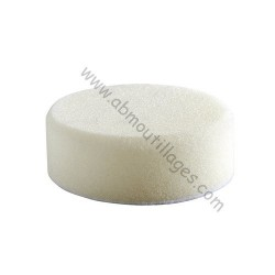 Eponge à polir auto-agripant douce