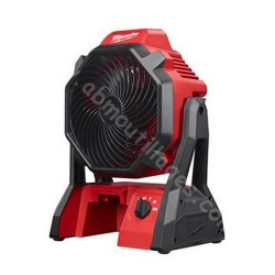 Milwaukee ventilateur de chantier M18 af-0