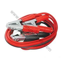 Câbles de démarrage usage intensif 600 A max