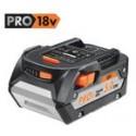 AEG Batterie 18 Volt