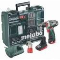 Pack d'outillages Metabo